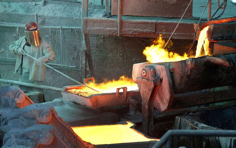 Alza en el precio del cobre y mayor producción impulsó los resultados de Codelco en 2020