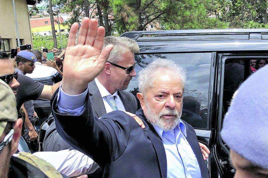 Brazil's former President Luiz Inacio Lula (44818331)