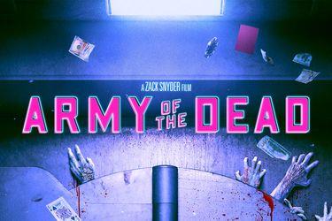 Army of the Dead de Zack Snyder será categoría R en Estados Unidos