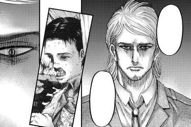 Jean finalmente se entera de la verdad tras la muerte de Marco en el manga de Attack on Titan