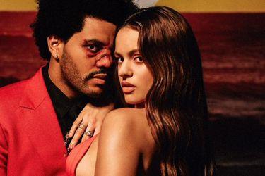 """The Weeknd lanza nueva versión de """"Blinding lights"""" junto a Rosalía"""