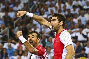 Croacia Copa Davis Dobles