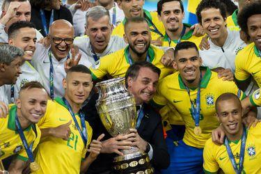 Mastercard retira su marca de la polémica Copa América que se realizará en Brasil