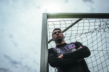 """Brayan Cortés: """"Claudio Bravo me manda consejos por Instagram"""""""