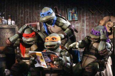Un guionista de la primera película live-action de Las Tortugas Ninja quiere realizar una nueva entrega