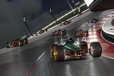 Preview Trackmania: Adrenalina, velocidad, y el deseo de superarse de cada jugador