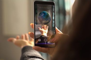 Big Bang AR: la aplicación que permite viajar por la historia del universo en minutos