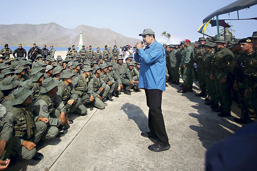 Handout-picture-released-by-the-Venezuelan-(44535613)
