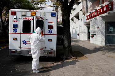 "Capital de México prolonga máxima alerta sanitaria ante ""peak de contagios"" de Covid-19"