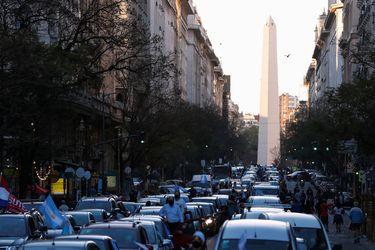 Difícil panorama económico en Argentina