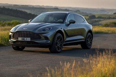 Aterriza en Chile el DBX, el primer SUV en la historia de Aston Martin