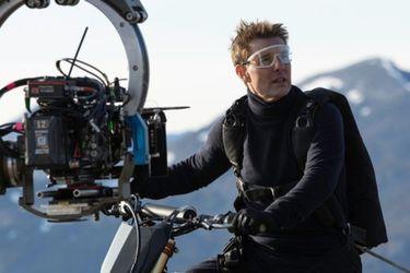 Tom Cruise habló sobre el rodaje de una de sus escenas más riesgosas en Misión Imposible 7
