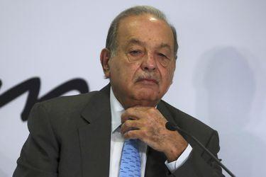 Magnate mexicano Carlos Slim padece Covid-19 desde hace más de una semana