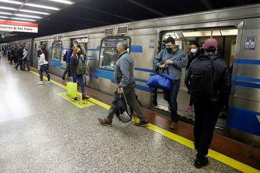 Metro tuvo 26 millones de pasajeros en noviembre, la cifra más alta en pandemia