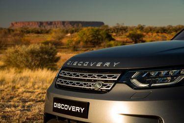 Land Rover Discovery: Motor más pequeño, mismo ímpetu aventurero