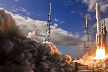 Cohete de la Nasa con robot explorador sufre problemas técnicos en su viaje a Marte