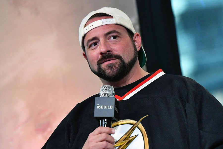 """AOL Build Presents Kevin Smith and Harley Quinn Smith Discussing Their Film, """"Yoga Hosers"""""""