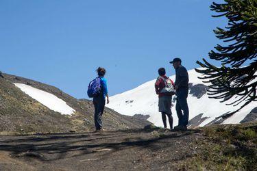 ¿Cómo hacer trekking de forma segura en invierno?