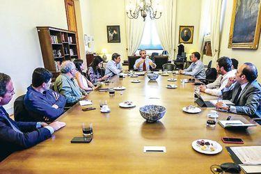 Gobierno se abre a modificar proyecto de transparencia tras reparos de la oposición