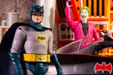 El clásico Batman '66 tendrá figuras a cargo de McFarlane Toys