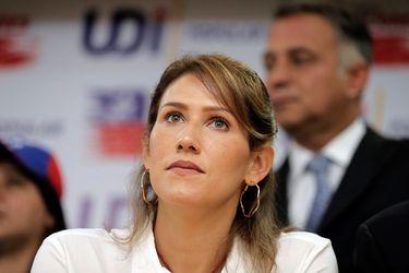 """Guarequena Gutiérrez, la renunciada embajadora de Guaidó: """"El plan ahora es buscar un trabajo en el que tenga contrato"""""""