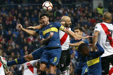 Conmebol da a conocer la película de la final entre River Plate y Boca Juniors