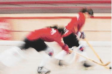 El desconsuelo del hockey patín