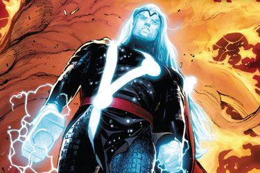 Un villano tomó posesión del Mjolnir en el futuro catastrófico del cómic de Thor