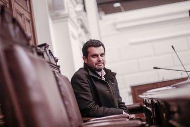 """Jaime Bassa, vicepresidente de la Convención: """"No hay argumentos para decir que algún sector político esté siendo excluido en la constituyente"""""""
