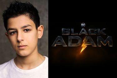"""Bodhi Sabongui tendrá un """"rol clave"""" en la película de Black Adam"""