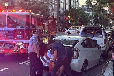 Al menos dos personas heridas en tiroteo en pleno centro de Washington DC