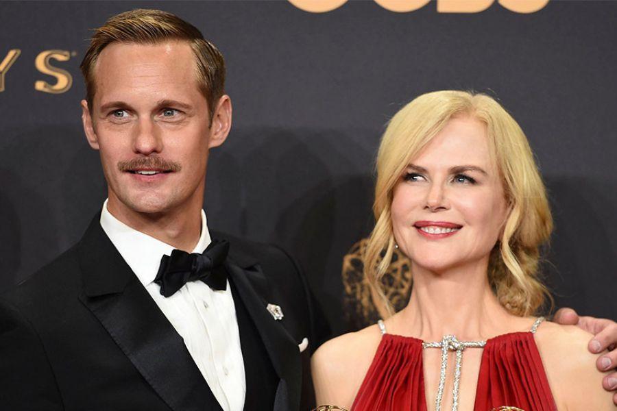 Nicole Kidman Alexander Skarsgård