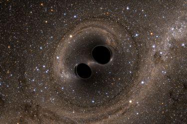 Un universo exótico