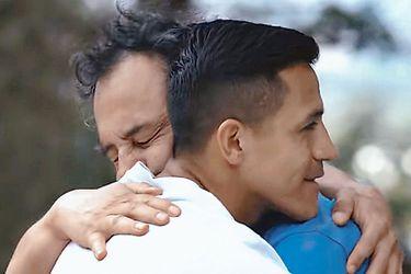 El lazo de Alexis y Daniel Muñoz que fue clave para su debut actoral