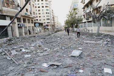 Segunda semana de escalada bélica: Hamas amenaza con renovar el fuego contra Tel Aviv si continúan los ataques en áreas residenciales