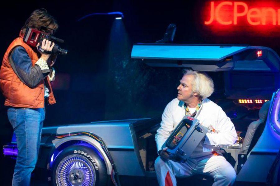 Volver al Futuro musical (1)