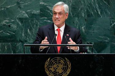 Piñera ONU