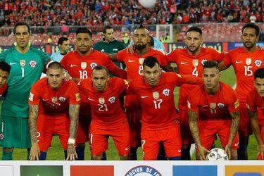 Chile, Selección, La Roja