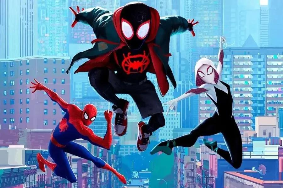 Spider-Man: Into the Spider-Verse, Aquaman y The Expanse llegan a Amazon  Prime en diciembre - La Tercera
