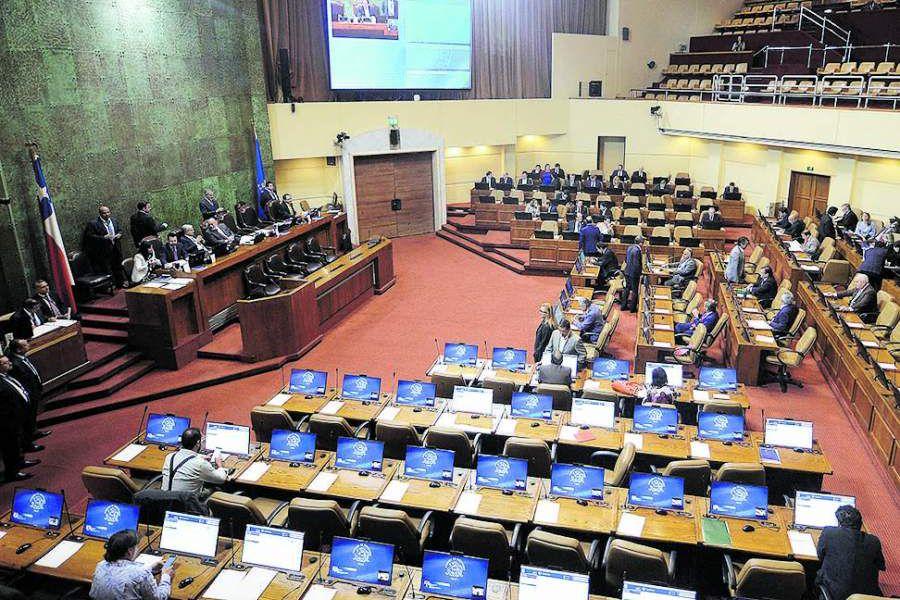 Hemiciclo Cámara de Diputados. FOTO: SANTIAGO MORALES /AGENCIAUNO.