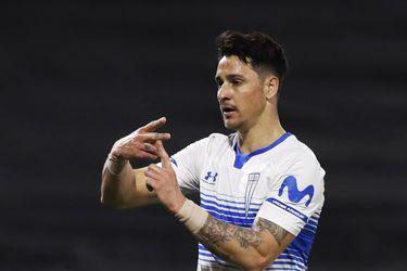 "Zampedri: ""Si me erré un gol o no, ya pasó; yo sigo trabajando"""