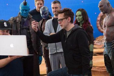 Para James Gunn las películas de superhéroes se han vuelto aburridas y su única esperanza de sobrevivir está en el cambio