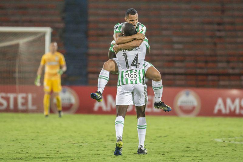 Atlético Nacional se enfrenta a Universidad Católica por la primera fecha de la fase de grupos de la Copa Libertadores.