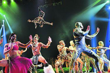 La caída de un gigante: el Cirque du Soleil en bancarrota