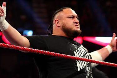 Samoa Joe fue suspendido por la WWE