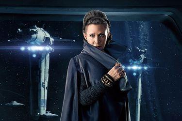 La explicación sobre la polémica escena de Leia en The Last Jedi según Rian Johnson
