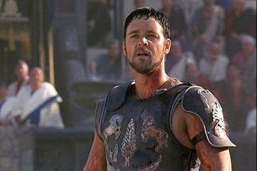 """Russell Crowe a 20 años de Gladiador: """"La primera vez que leí el guión pensé que no era una película"""""""