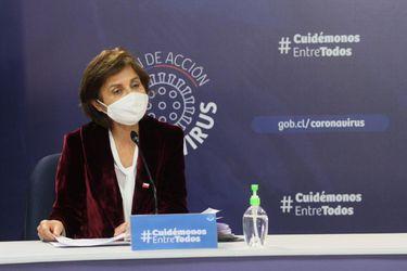 Tras seis días se quiebra tendencia a la baja en casos diarios: En las últimas 24 horas se registraron 3.548 nuevos contagios por coronavirus en el país