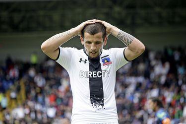Emiliano Vecchio confesó por qué jugó tan mal en la final con Unión Española el 2013