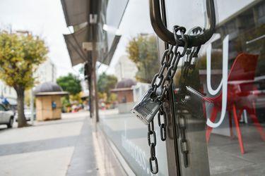 Encuesta: la mitad de las empresas declaran estar en cierto riesgo de cierre debido al Covid-19